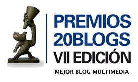 20blogs Mejor Blog Multimedia